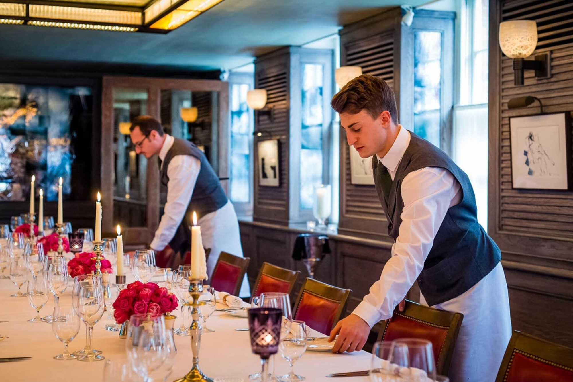 34 Mayfair - Private Dining