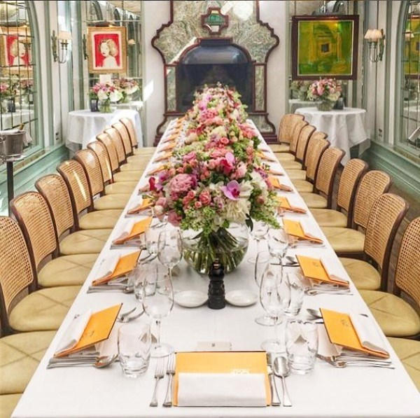 Private event at Daphne's in Kensington
